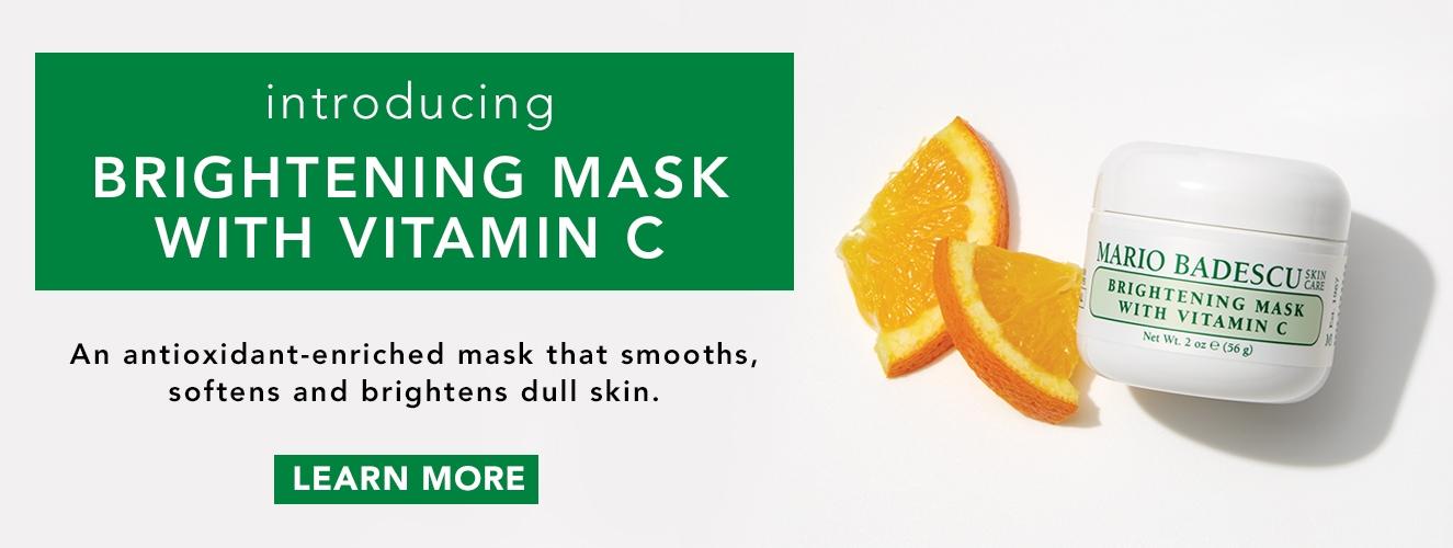 Brightening Mask With Vitamin C