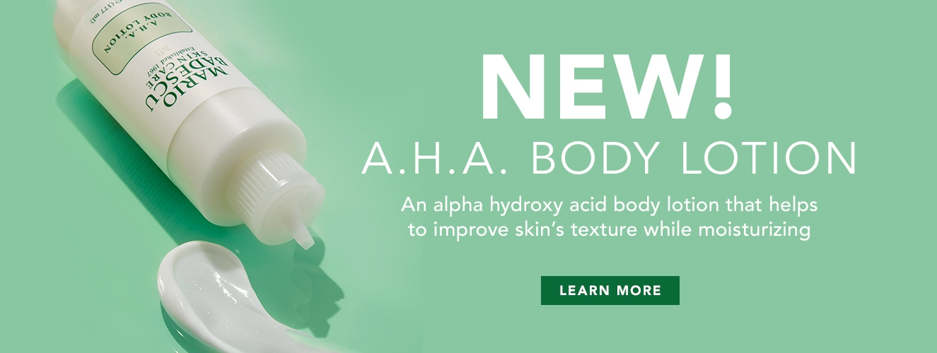 A.H.A. Body Lotion