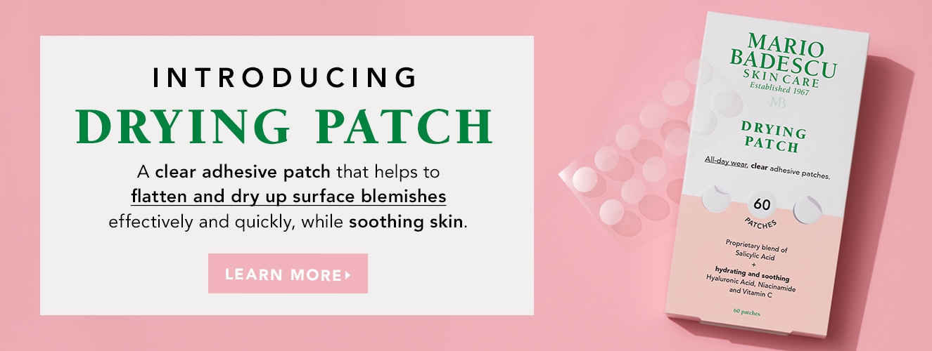New! Drying Patch